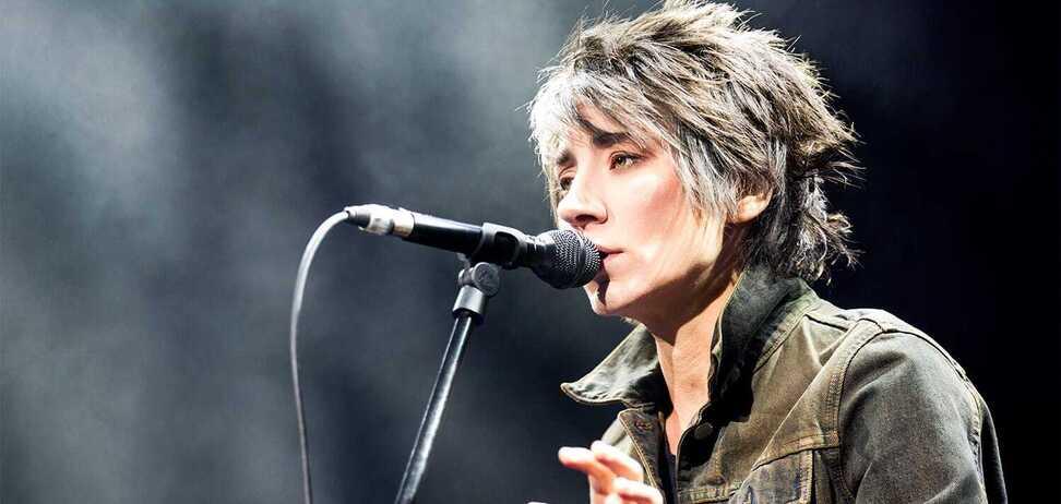 На концерті рок-співачки Земфіри помер чоловік
