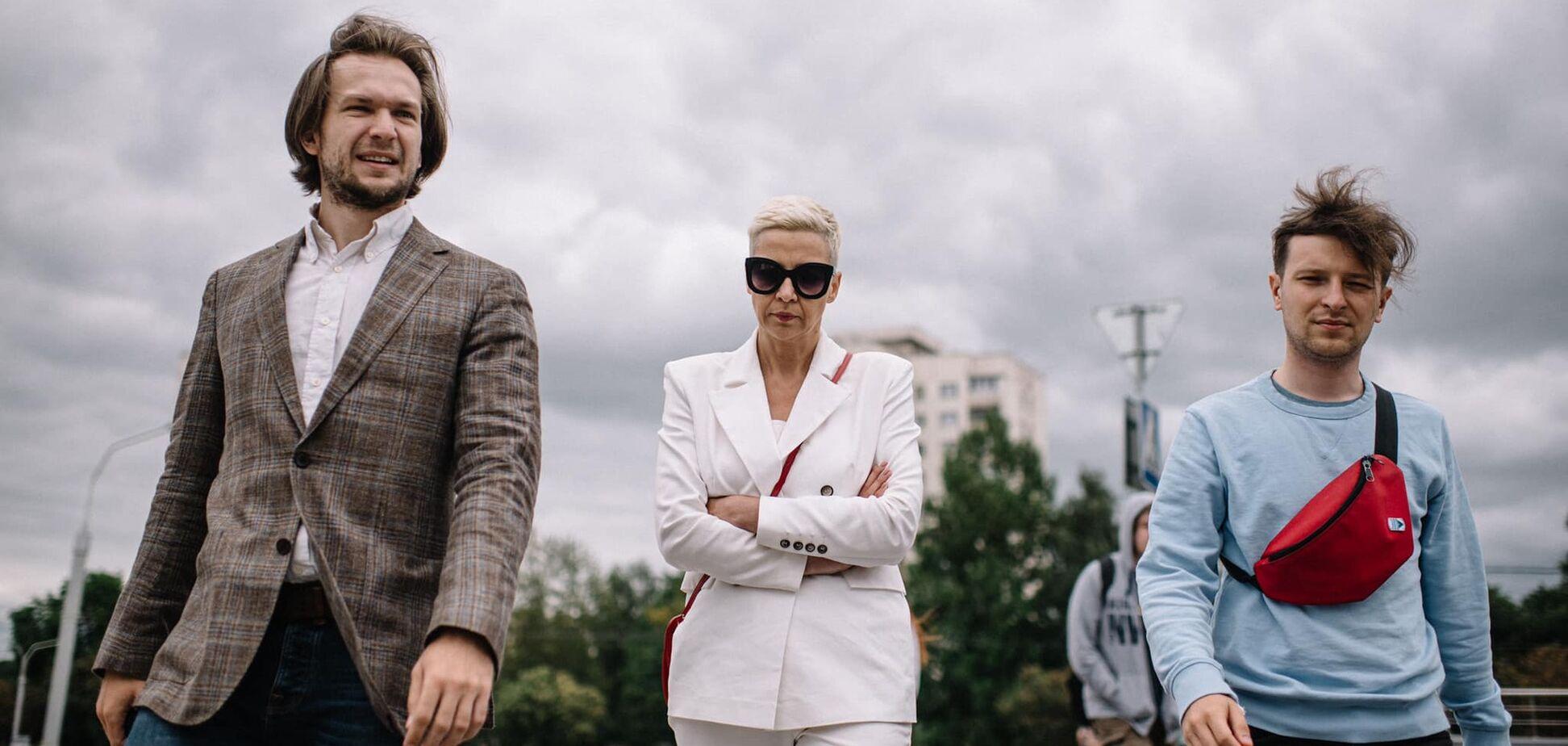 Иван Кравцов, Мария Колесникова и Антон Родненков