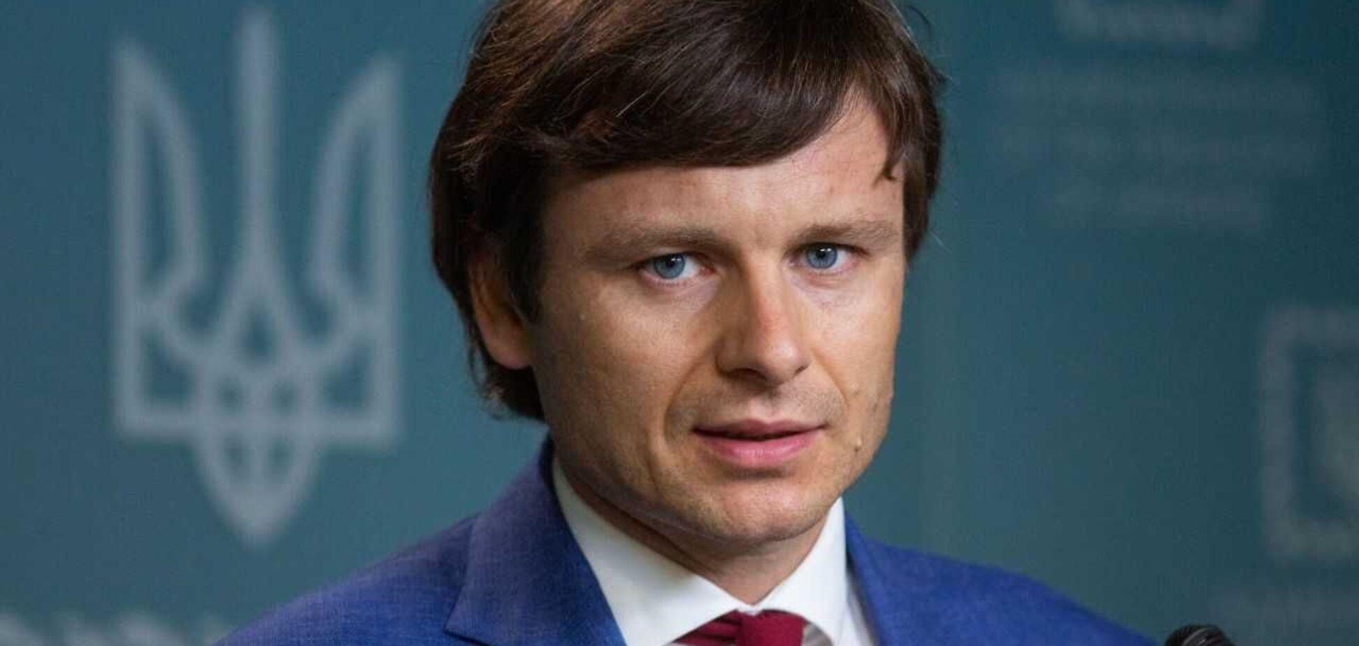 Саакашвілі: міністр фінансів Марченко причетний до корупційних схем