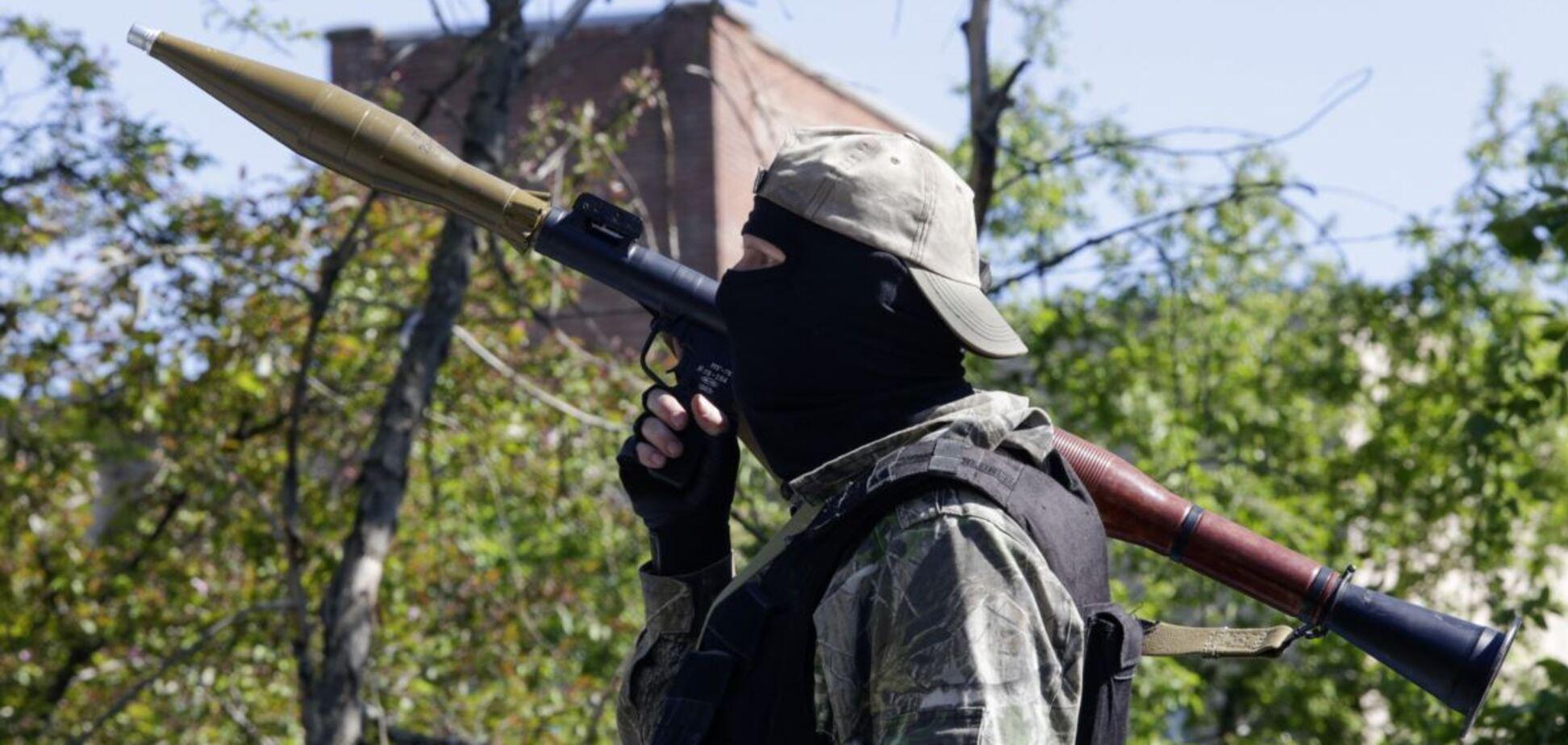 Терорист 'Л/ДНР'