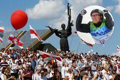 Дмитро Дащинський висловився про протести в Білорусі