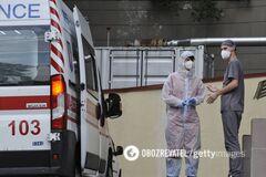 В реанимации Ивано-Франковской больницы нет свободных мест