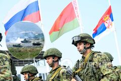 Військові навчання 'Слов'янське братство'