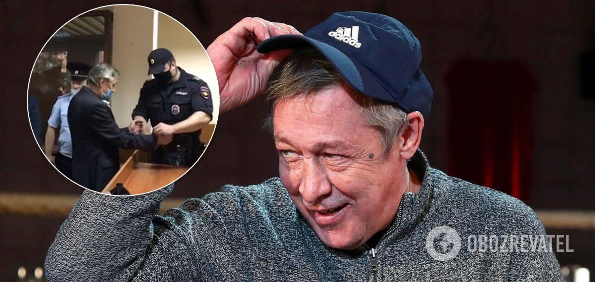 Михайла Єфремова доставили в СІЗО на карантин