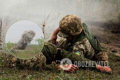 На Донбасі поранилися військові ЗСУ