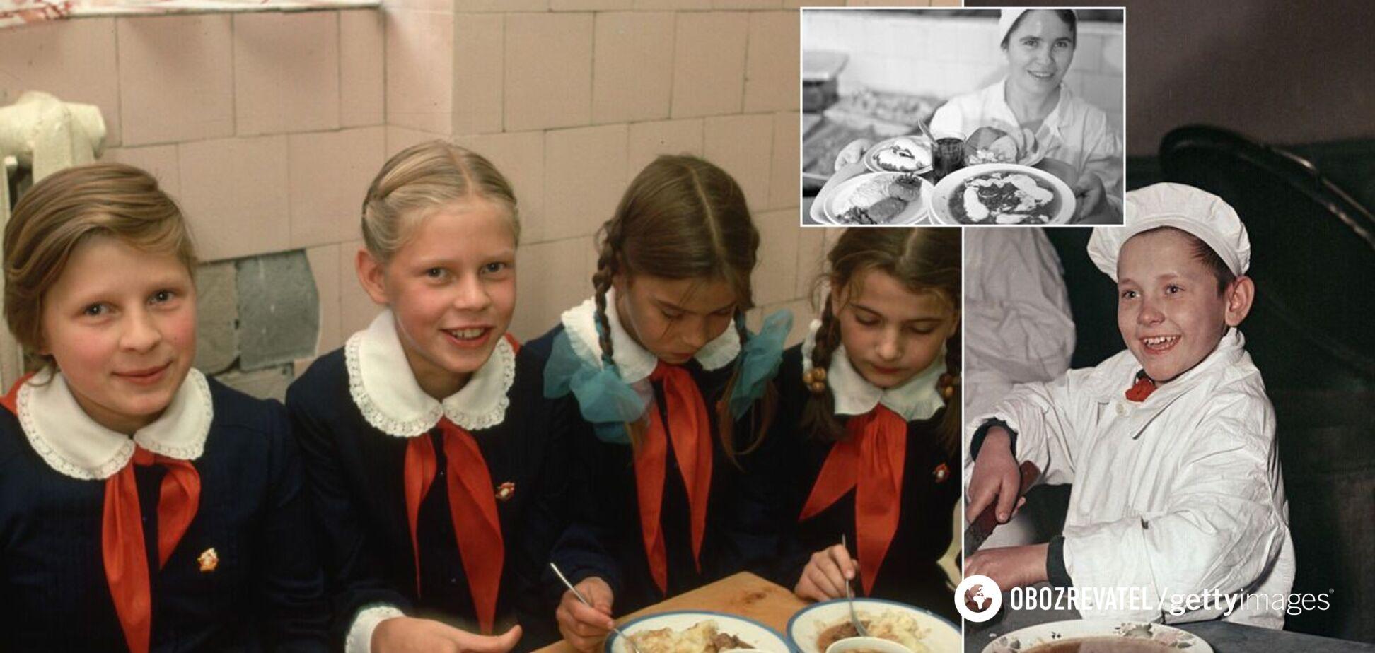 Чем кормили детей в СССР: названы блюда, которые ассоциируются с детством