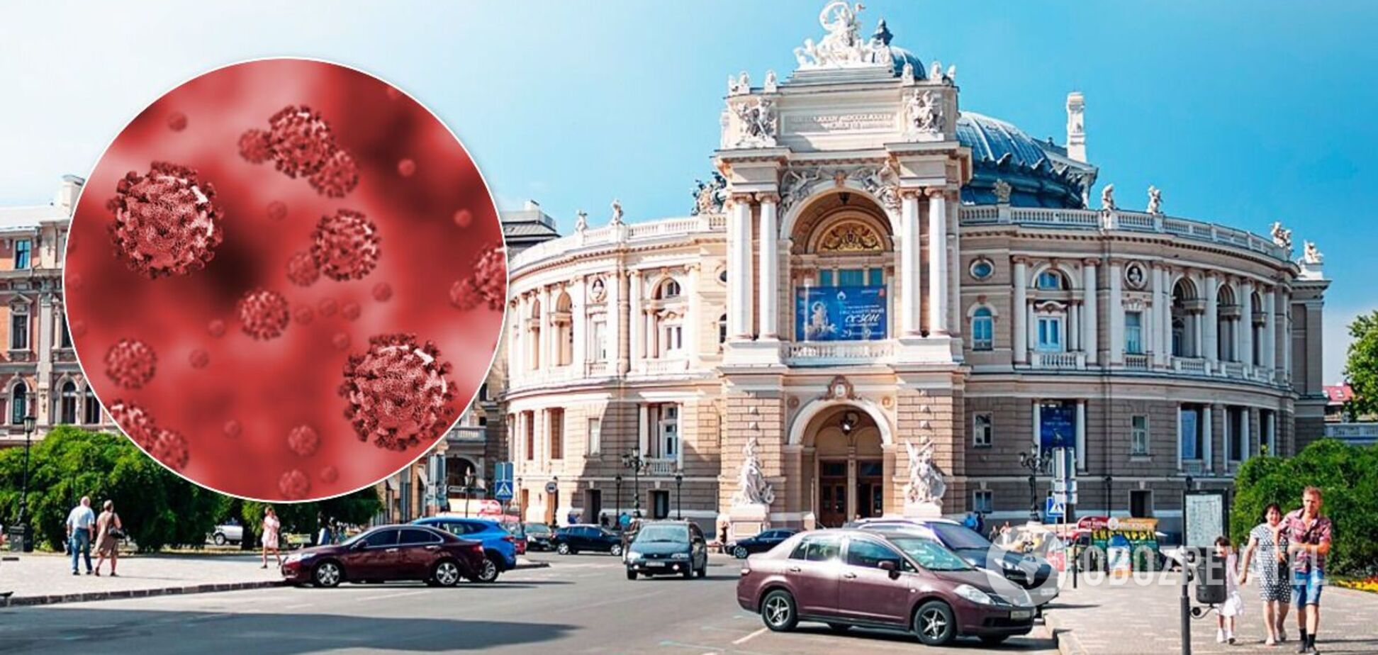 Карантин в Одессе хотят усилить
