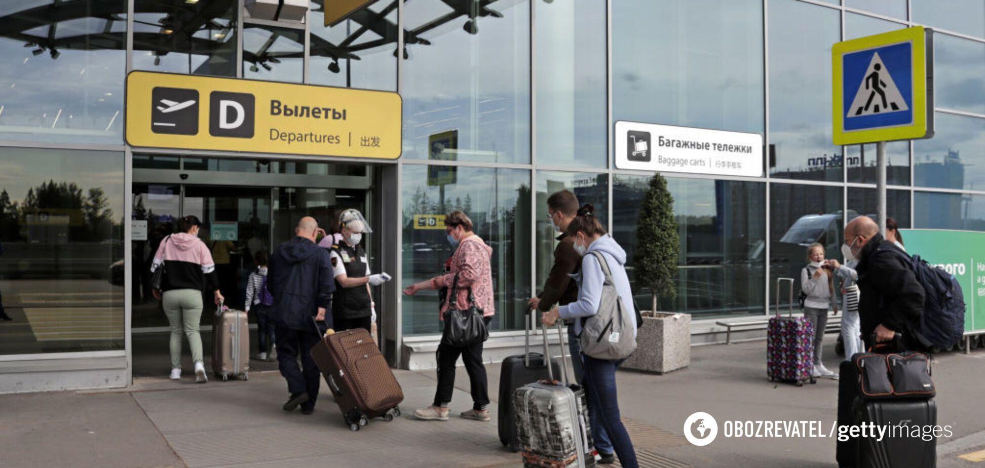В России стремительно растет количество желающих покинуть страну
