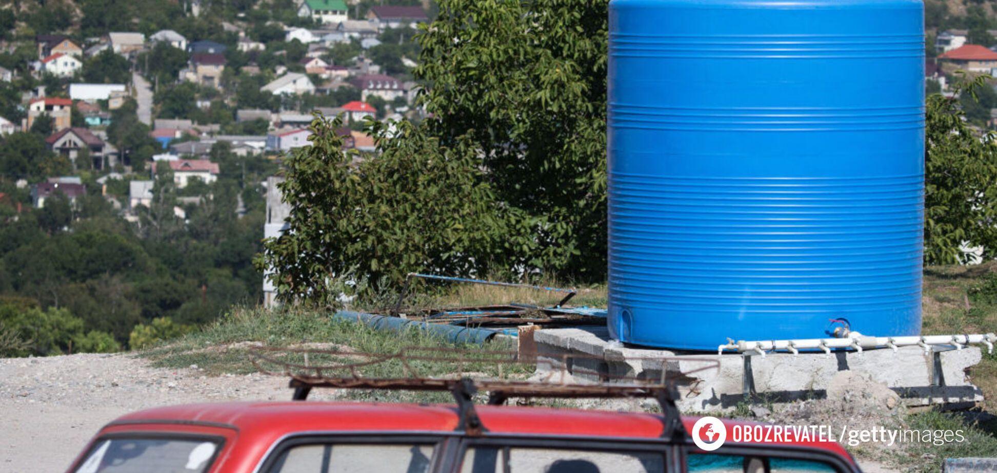 Новости Крымнаша. Ихтамнеты начали перекрывать реки и выкачивать последнюю воду