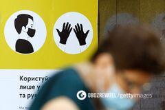 Більшість українців не вважають COVID-19 загрозою