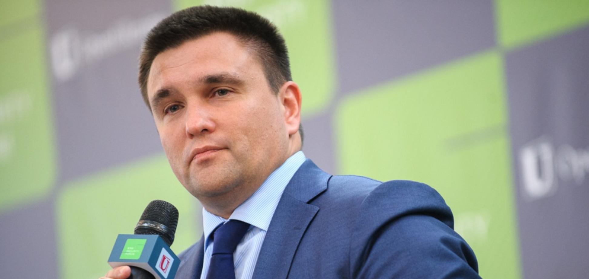 Павло Клімкін пояснив, навіщо Росії загострення на Донбасі