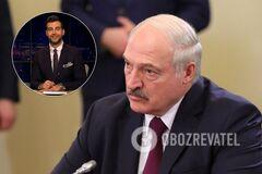 Ургант пошутил о Лукашенко