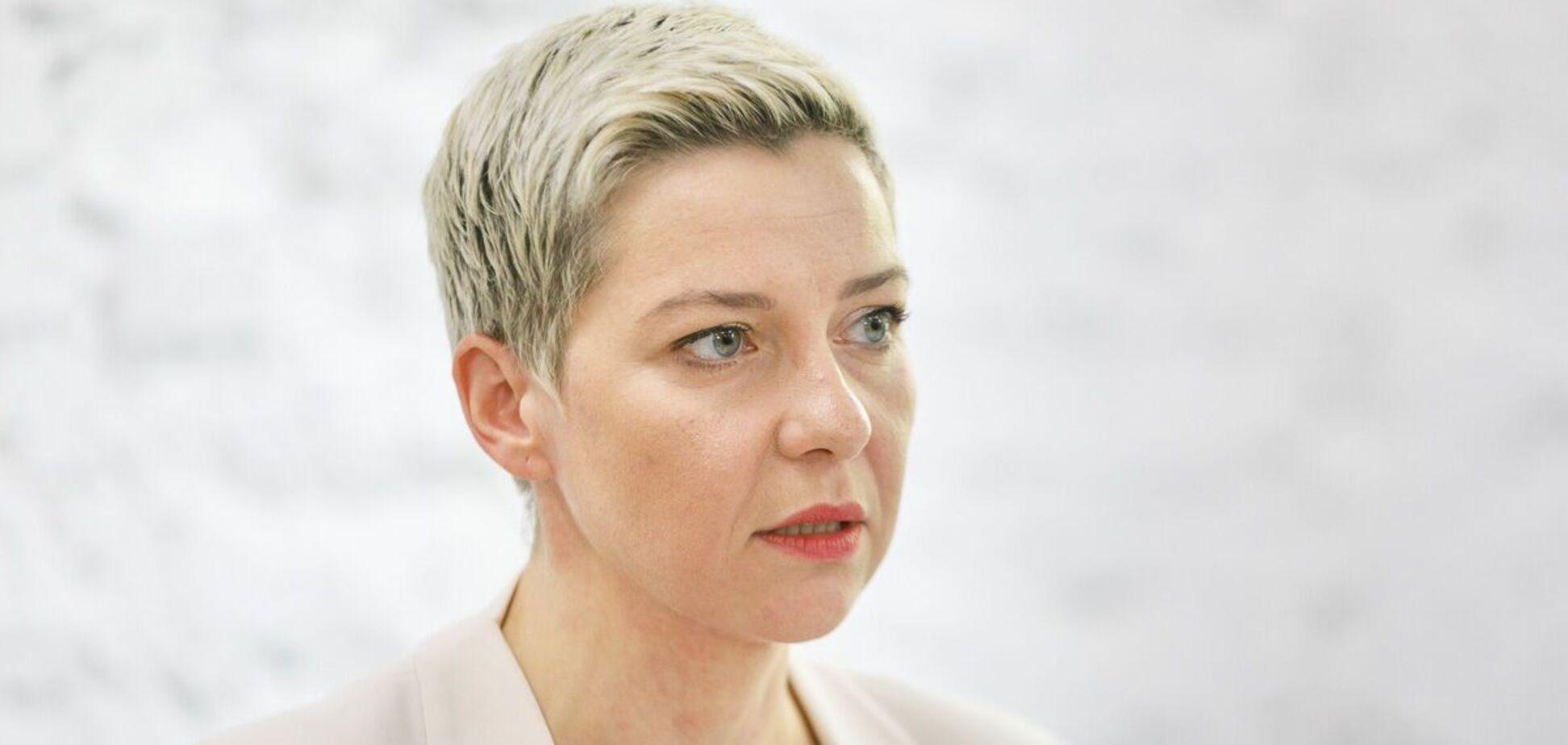 У Білорусі опозиція вказала на місце перебування викраденої Колесникової