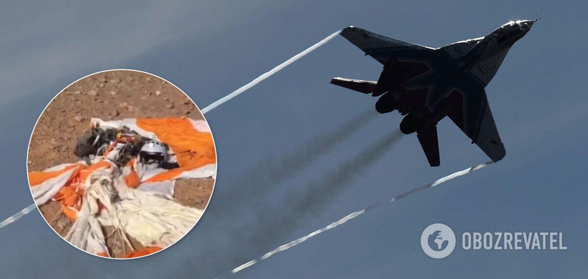 У Лівії збили російський МіГ-29