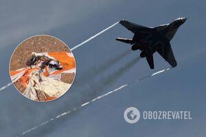 В Ливии сбили российский МиГ-29