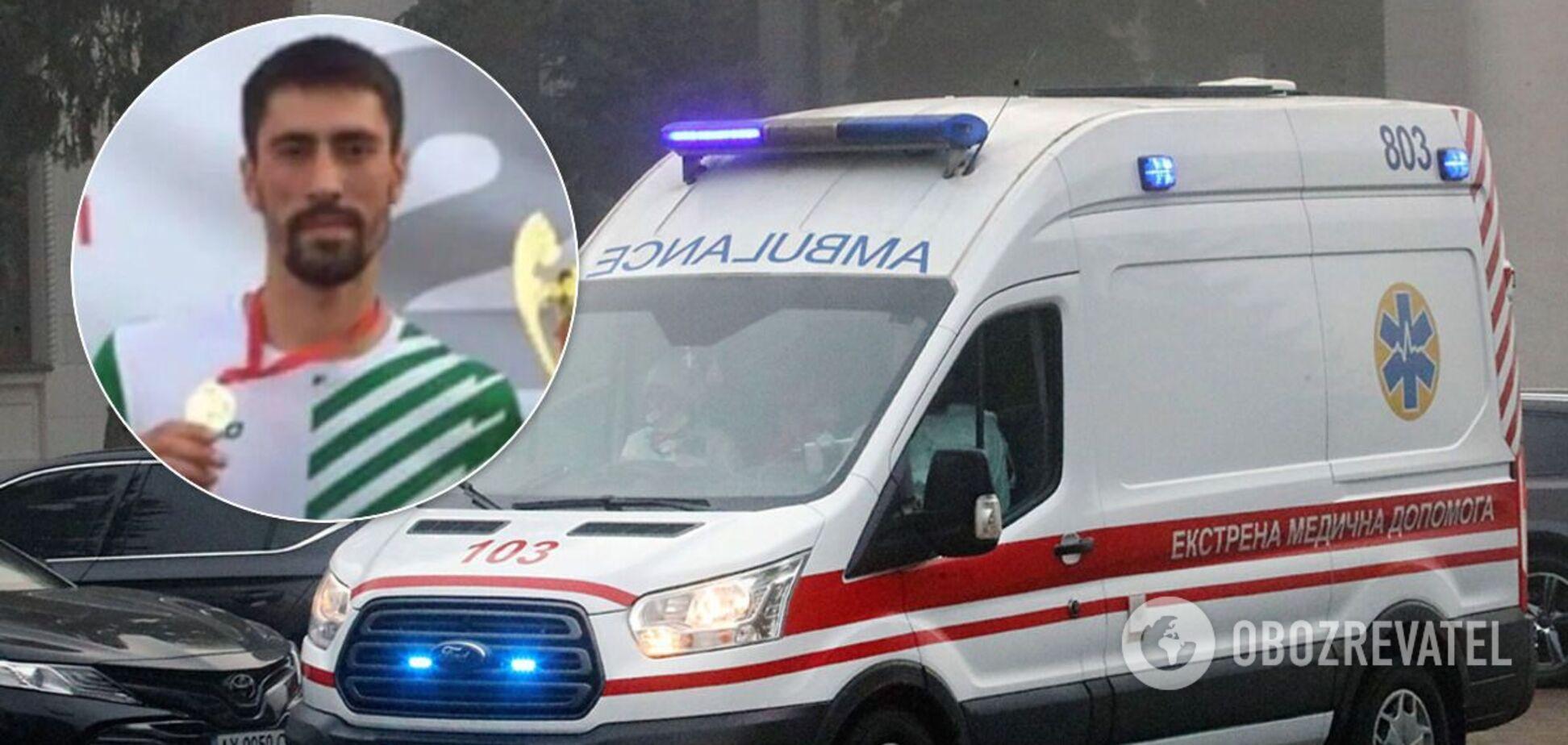 Хлопця, який зістрибнув з мосту у Києві, знайшли мертвим