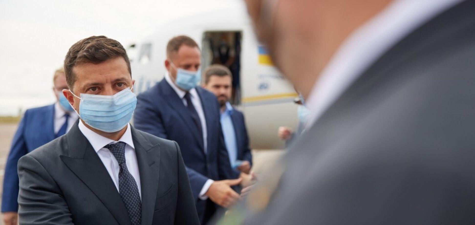 Владимир Зеленский настоял на необходимости сохранения режима тишины на Донбассе