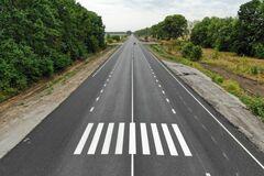 В сети показали фото новой идеальной дороги на Сумщине