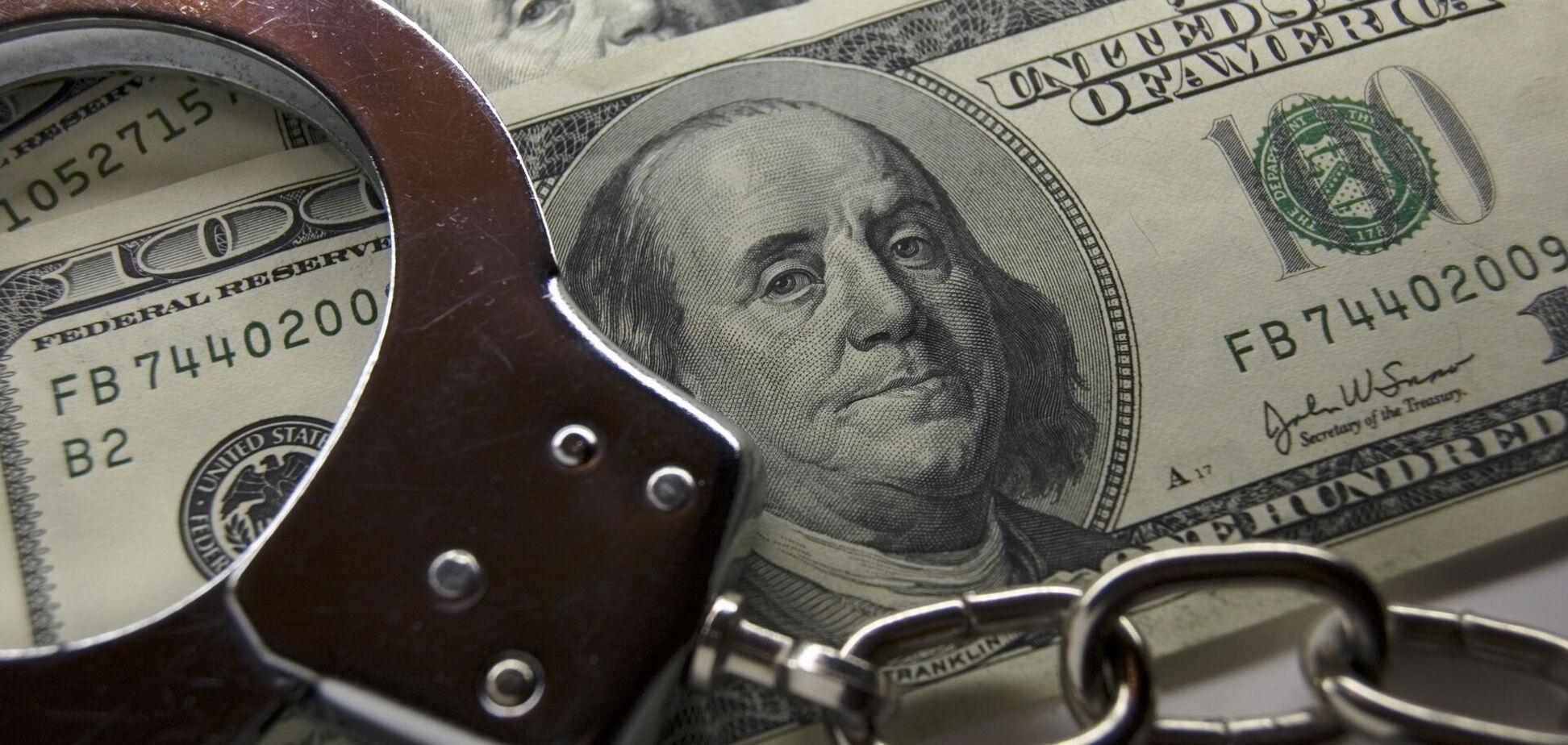 Експрокурора Дніпропетровщини затримали на великому хабарі