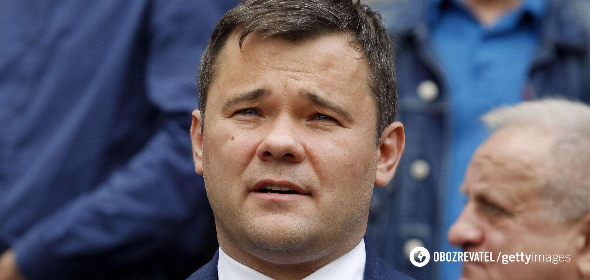 Богдан заявил, что Украина 'кинула' Путина