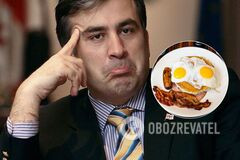 Саакашвили пообещали лучшее питание в тюрьме Грузии