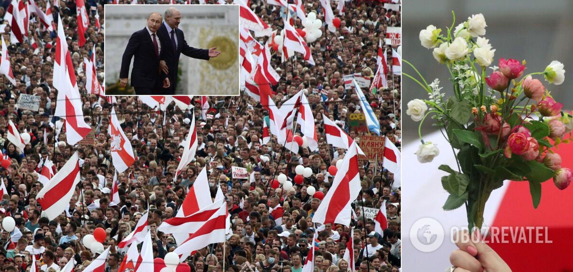 Оппозиционер: Беларусь ждет противостояние, у Лукашенко есть две мощные подпорки
