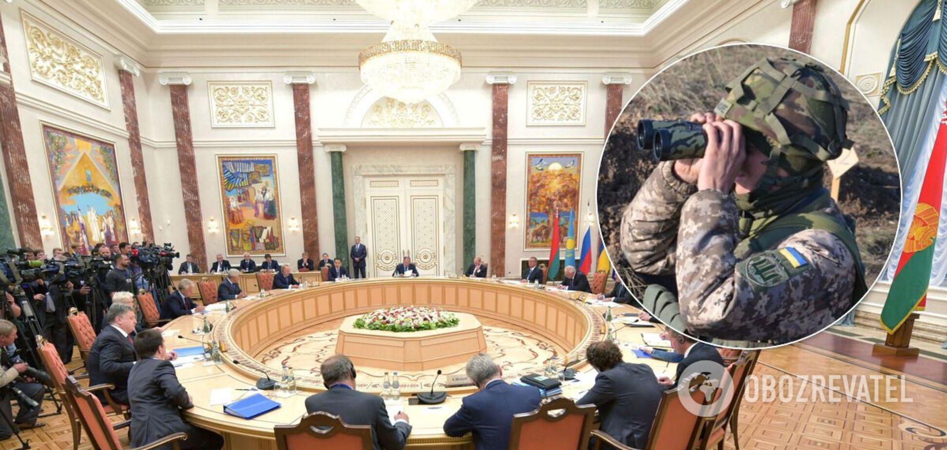 На срочном заседании ТКГ Украина согласилась на совместную инспекцию поселка Шумы