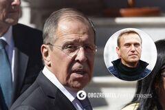Лавров высказал обвинения в адрес Берлина по делу Навального
