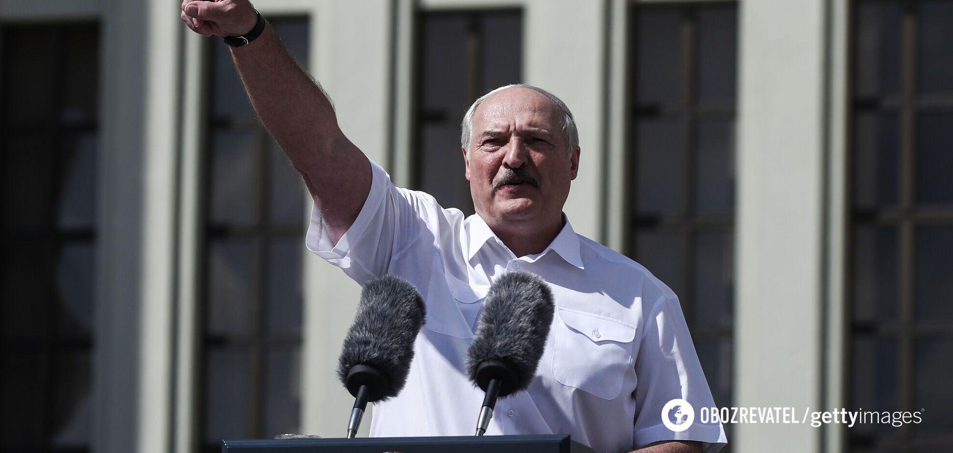 Лукашенко намерен 'сберечь лицо' любой ценой