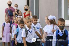 Кличко рассказал, сколько потратили на отопление в школах Киева