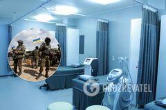 Четверо бойцов ВСУ будут лечиться в Португалии