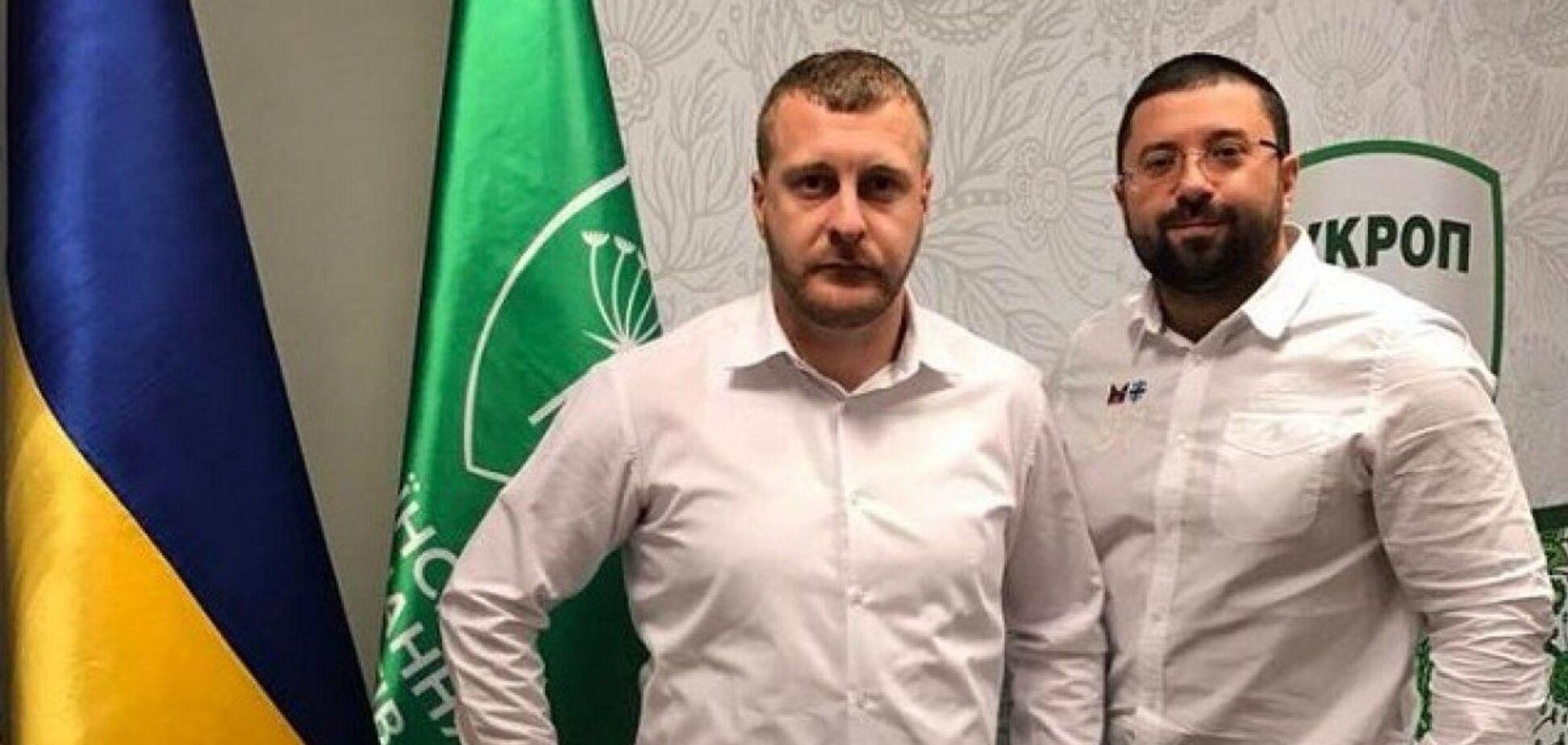 Депутаты Гришин и Прасол