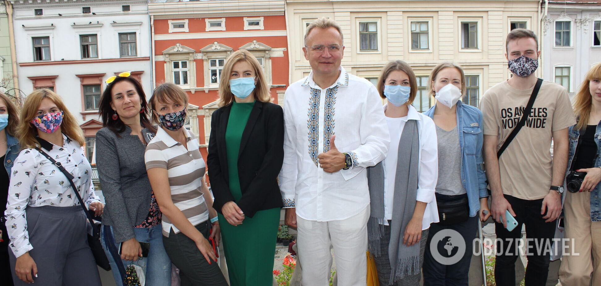 Львів наслідує Швецію в боротьбі з коронавірусом, – Садовий