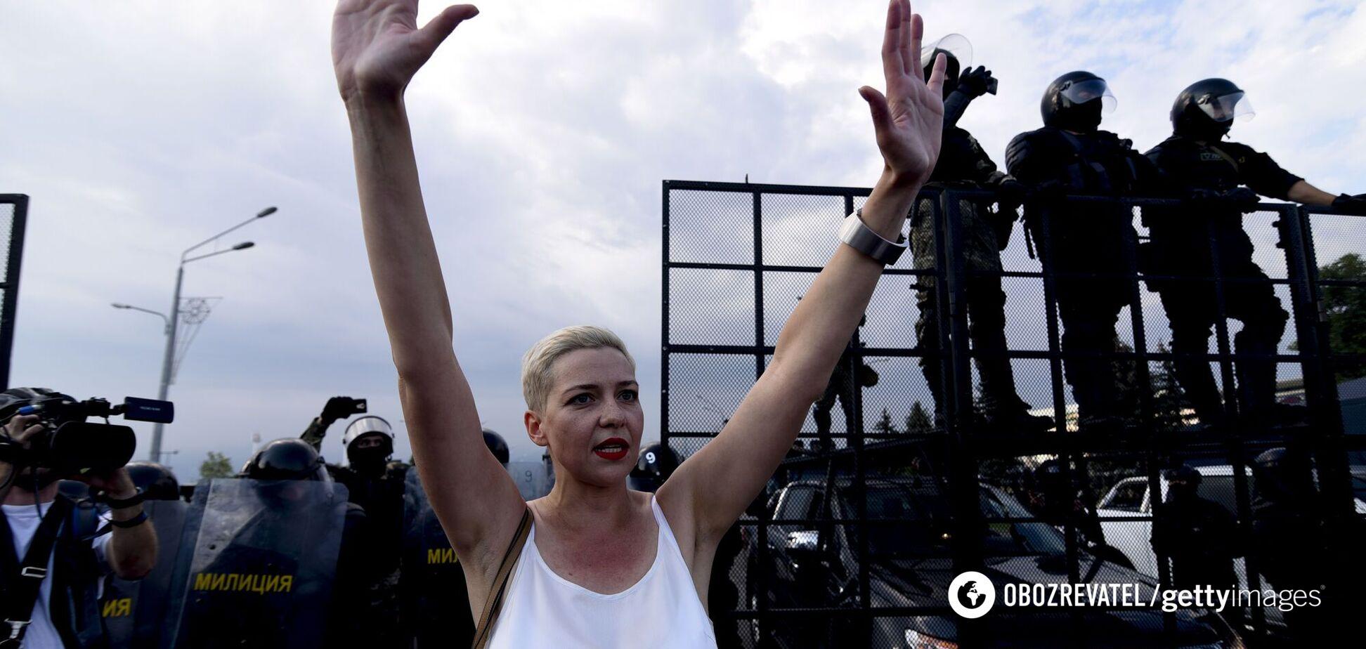 Колесникова стала підозрюваною у кримінальній справі про 'захоплення влади'
