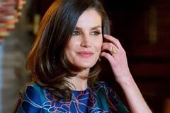 Королева Испании появилась на публике в дешевом платье. Фото