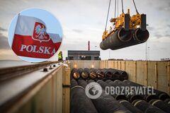 Польша призвала Европу остановить Северный поток-2
