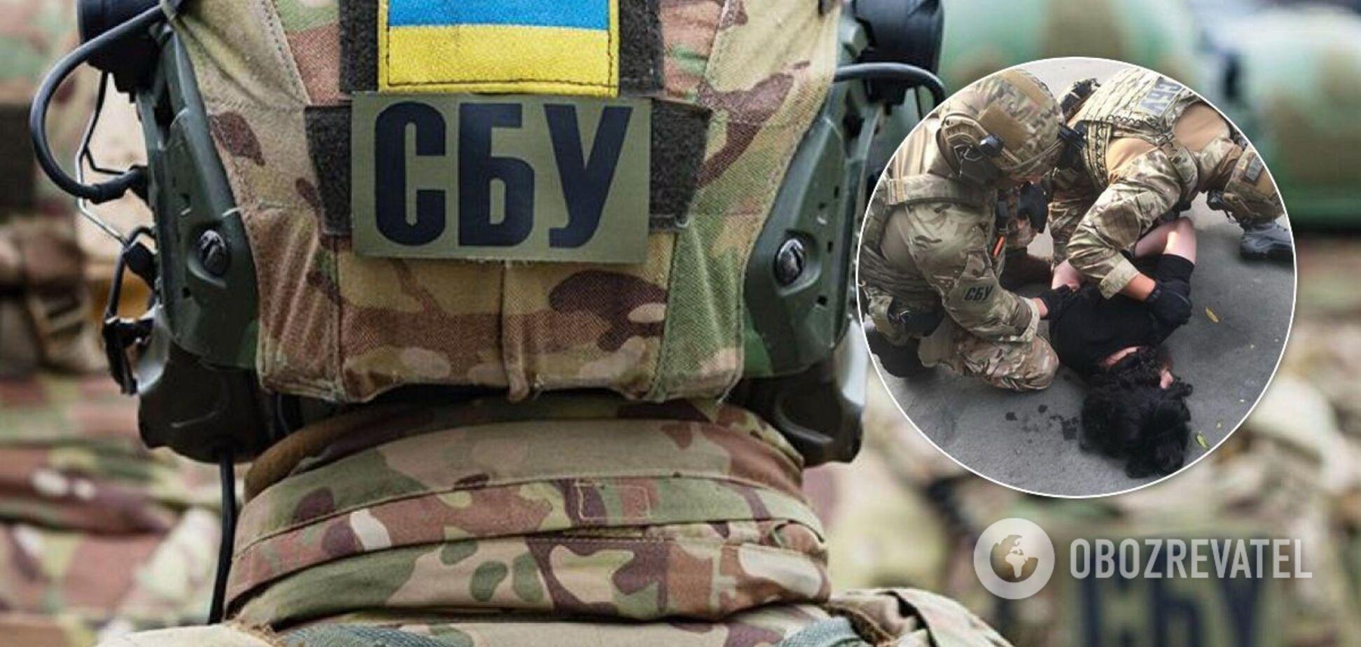 Одного з керівників ІДІЛ затримали в Києві
