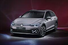Volkswagen официально представил универсалы Golf