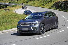 Электрический кроссовер Volkswagen замаскировали под Peugeot