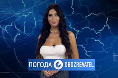 Погода в Україні на четвер, 10 вересня з Алісою Мярковською