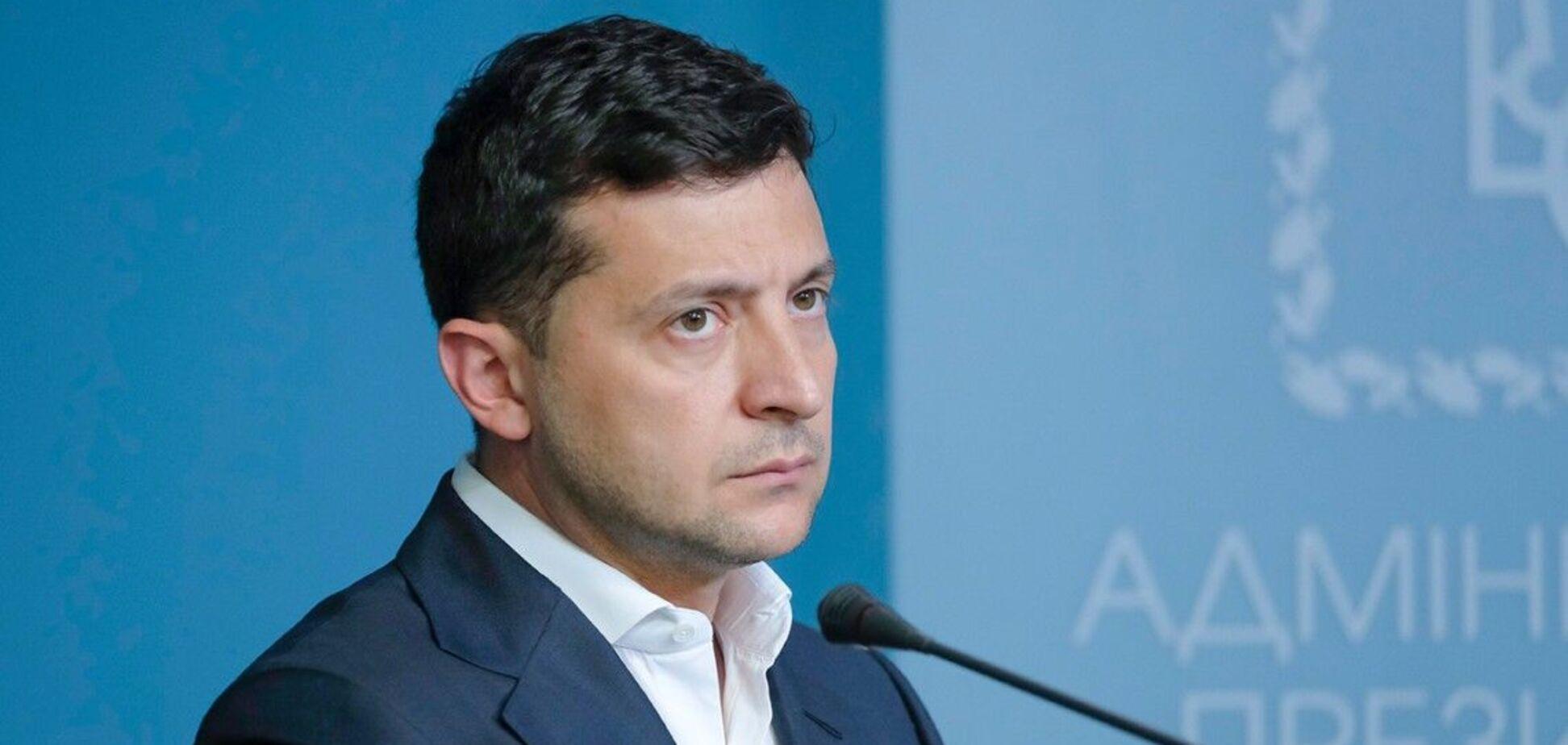 Зеленский рассказал о планах по поводу Крыма и Донбасса
