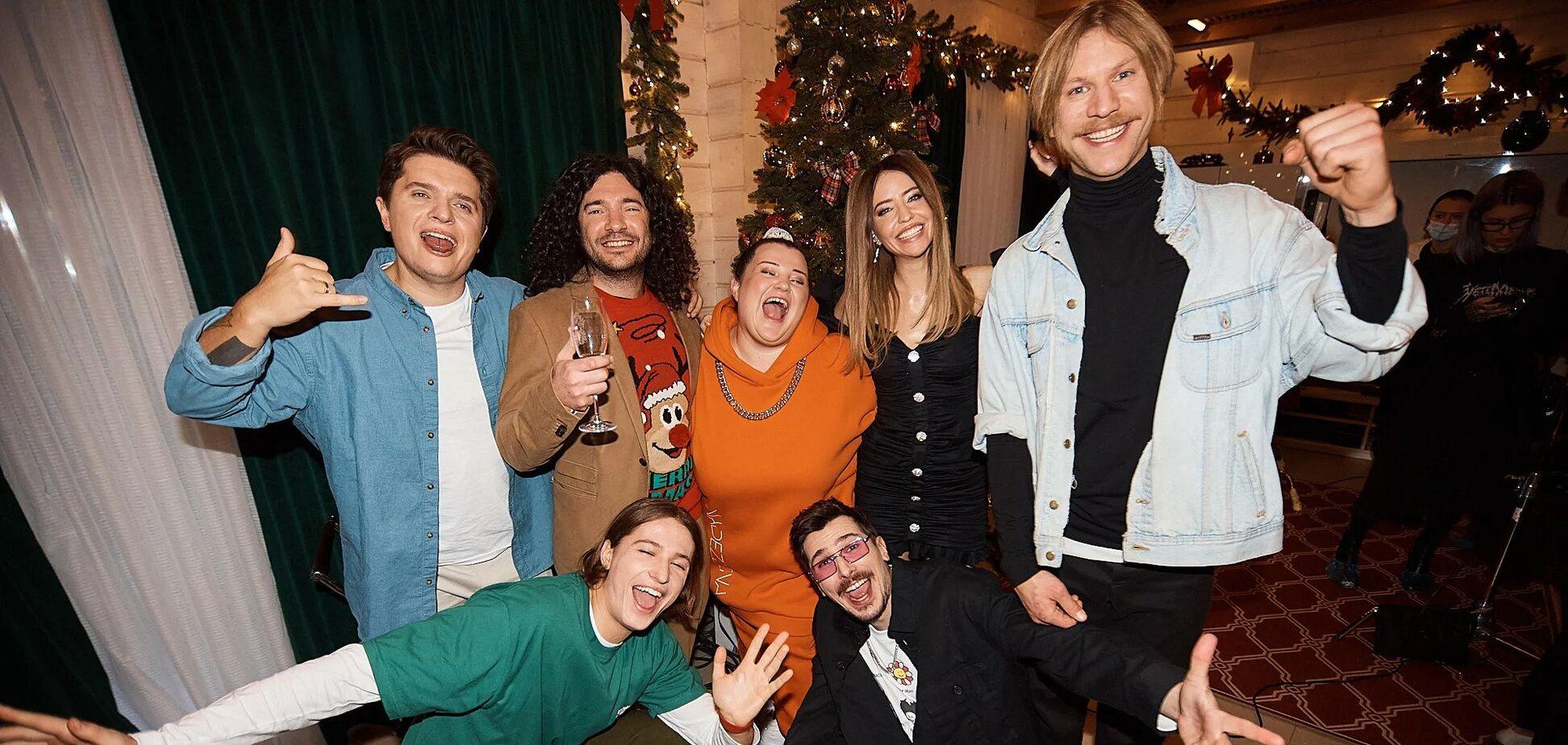 Дорн выпустил новогодний огонек 'Годный год' с Дорофеевой, Сердючкой и Чапкисом