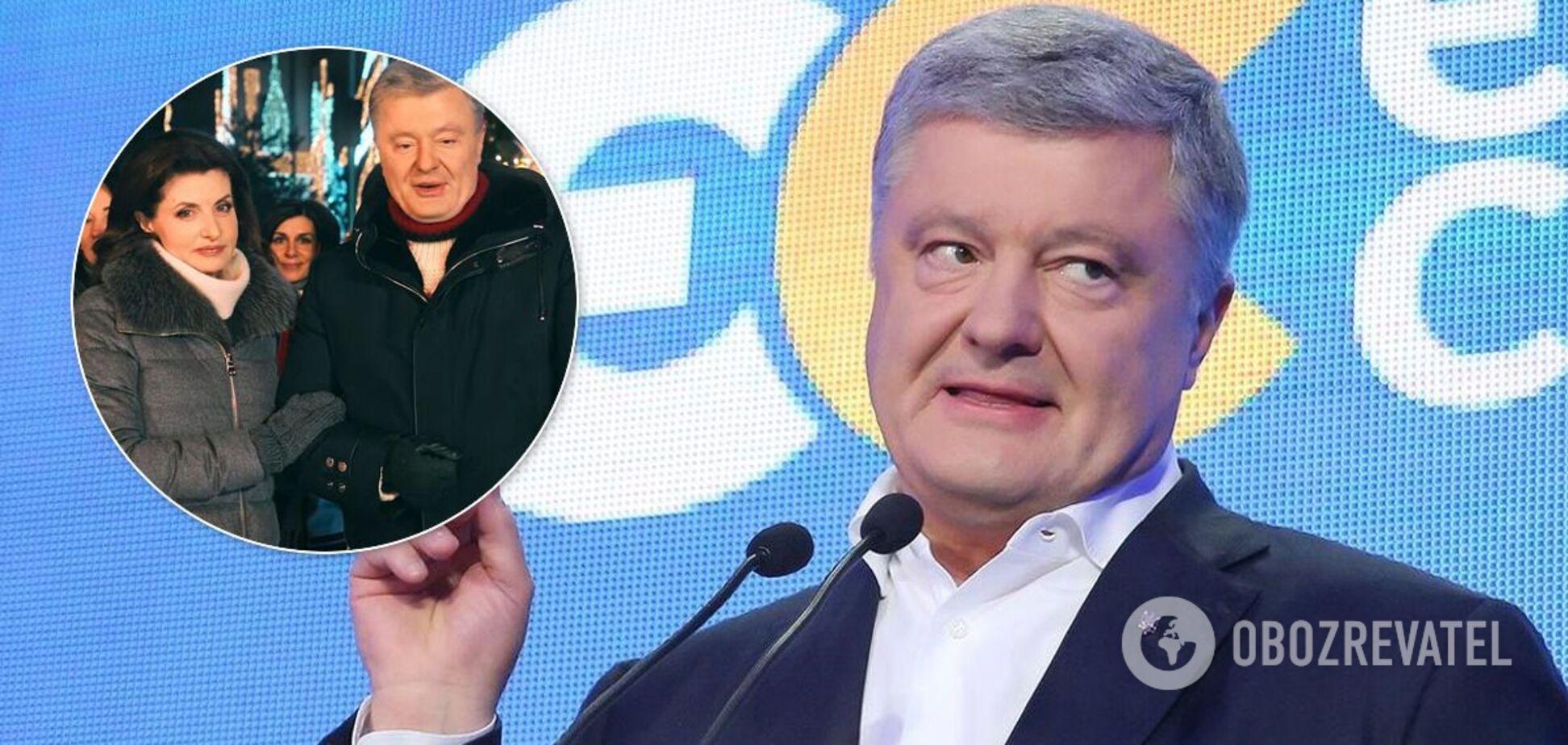 Пятый президент Петр Порошенко