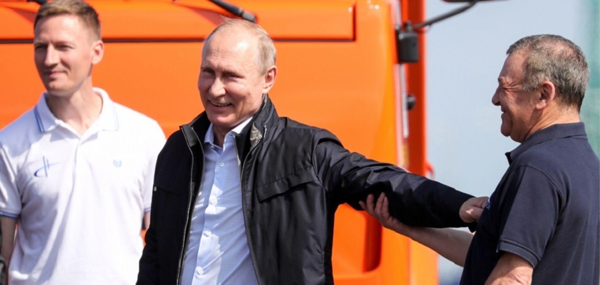 Крим на абордаж: український півострів для Путіна - не 'скрепи', а 'годівниця'