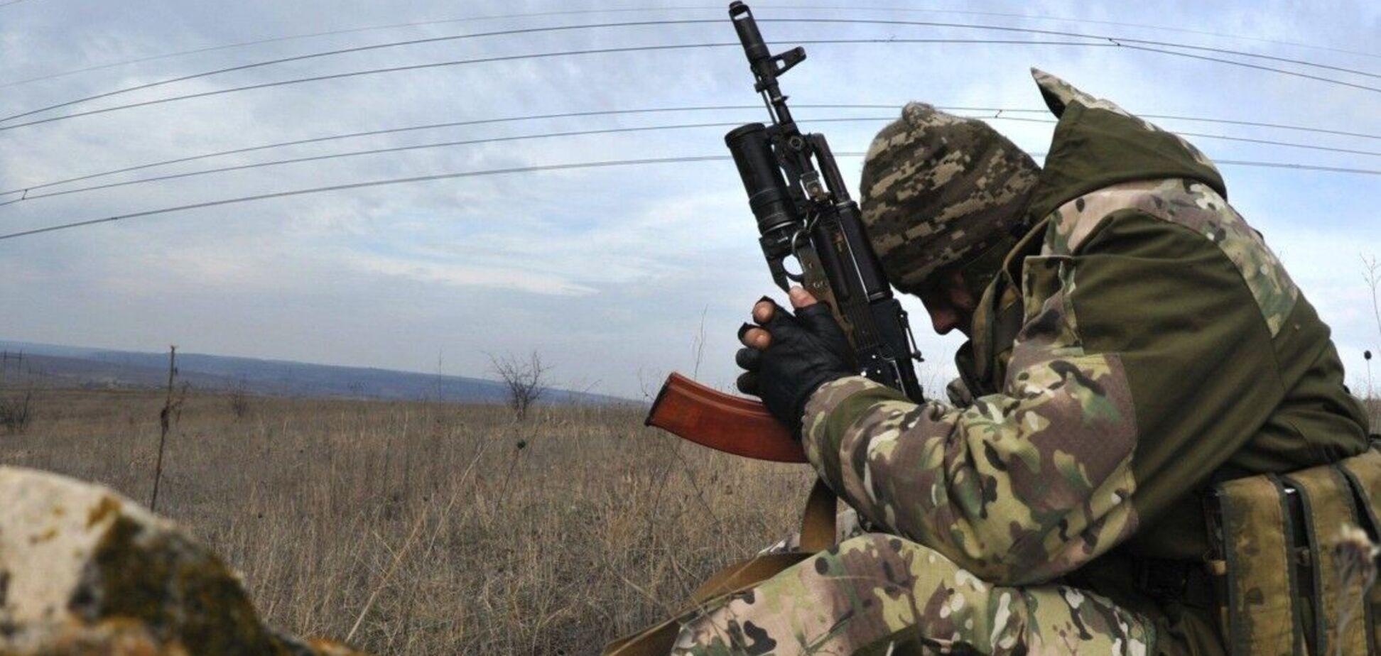 Від ворожого снайпера ніхто не застрахований