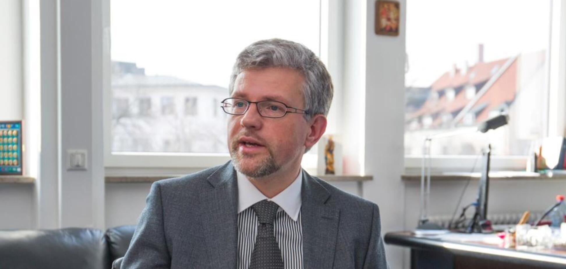 Між Україною та Німеччиною спалахнув дипломатичний скандал