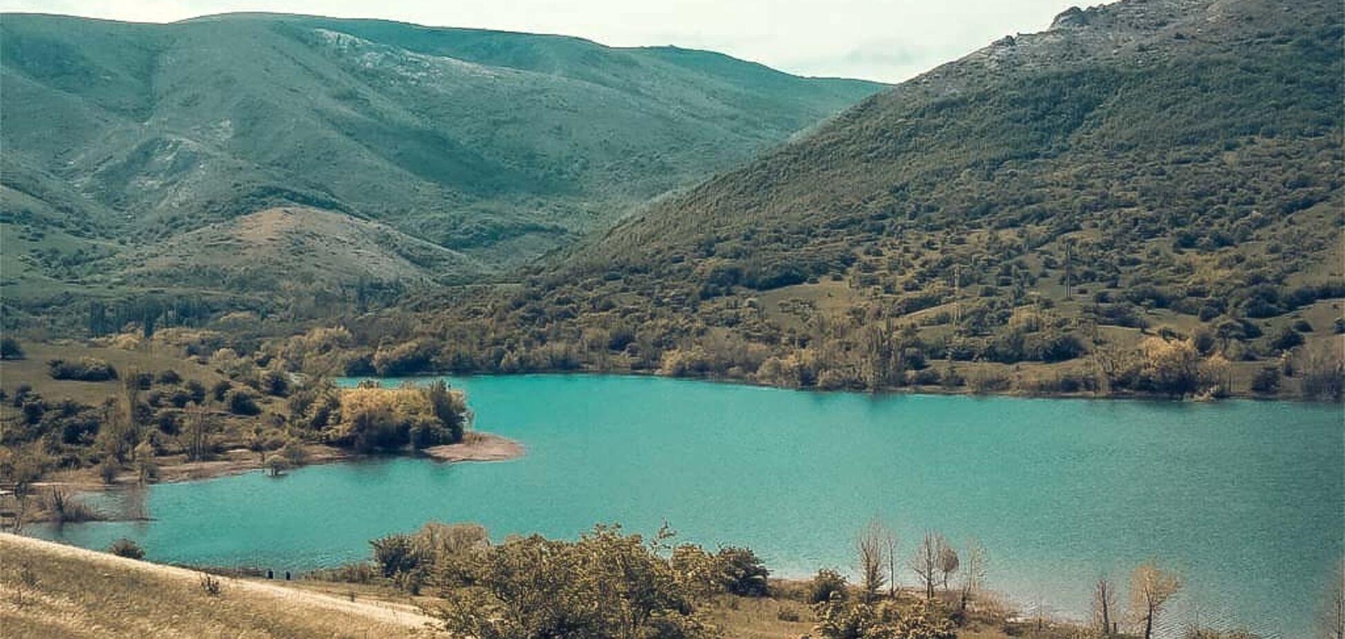 У Криму пересохло важливе водосховище, яке забезпечувало жителів Сімферополя. Відео