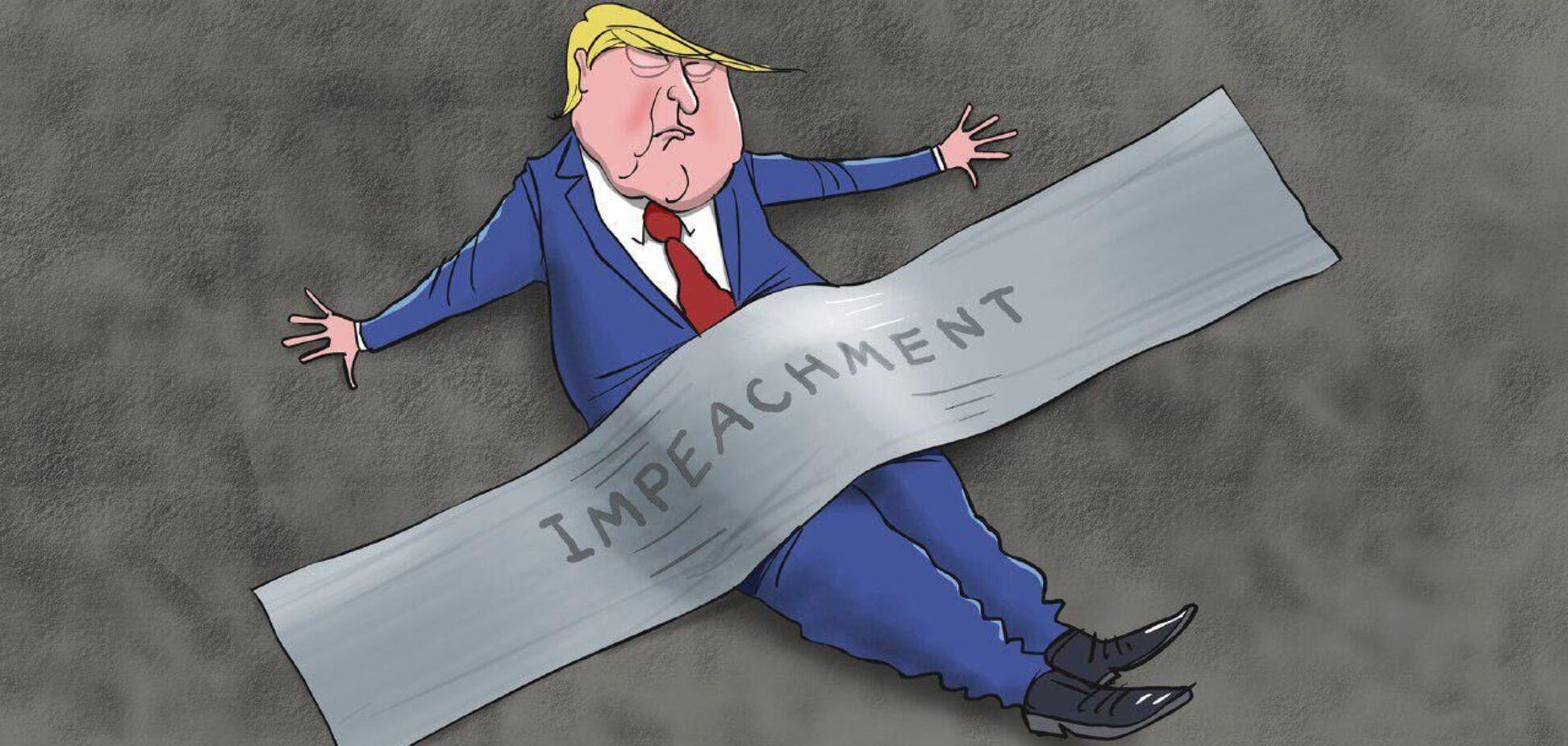 Безумства безкінечного 2020-го: блокування Трампа і 'похорони демократії' на росТБ