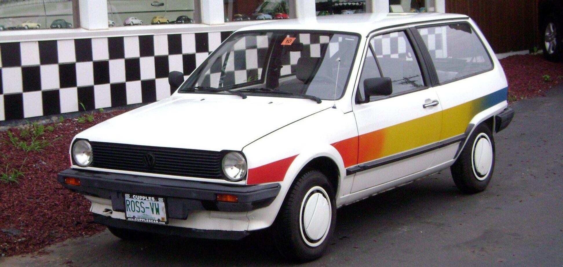 У США виявили експериментальний Volkswagen із витратою 3 л/100 км