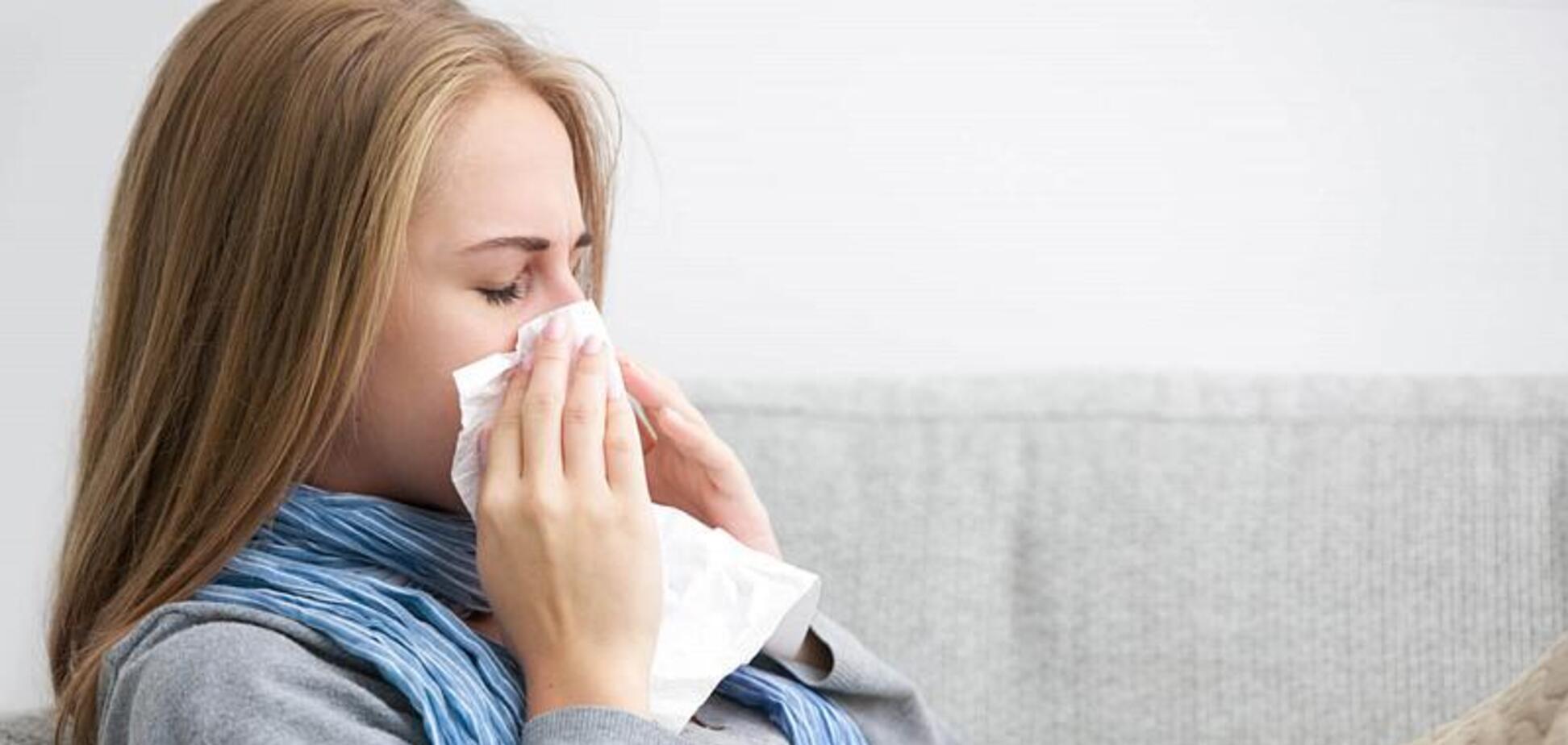 У Києві різко скоротилася кількість хворих на сезонні віруси